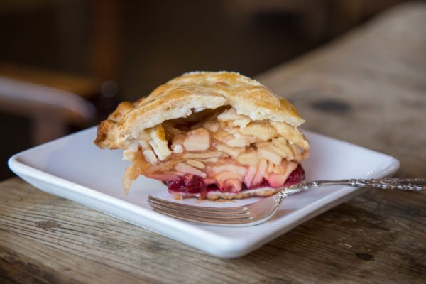 gluten free cranberry apple pie