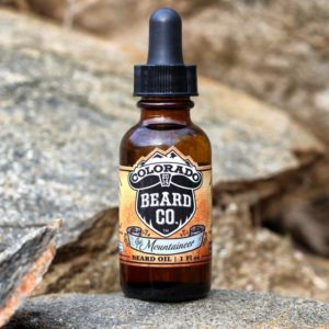 beard oil mountaineer