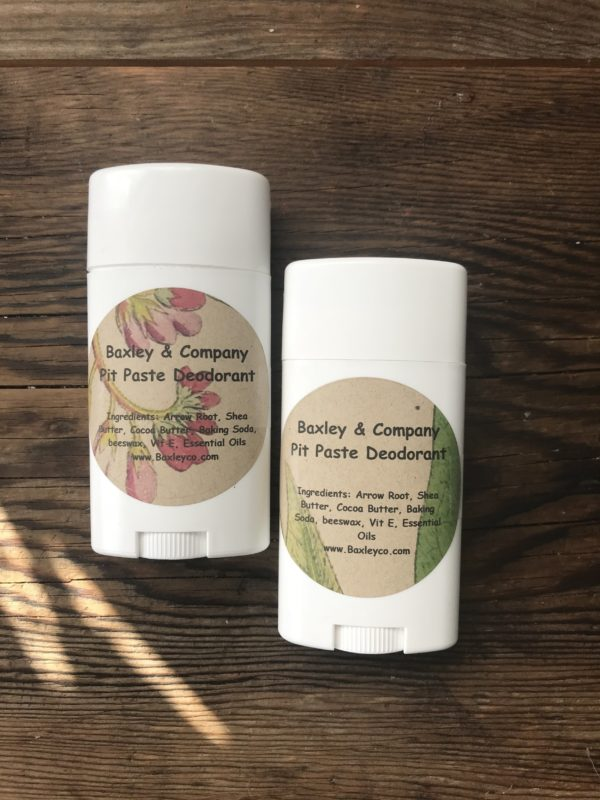 natural cedarwood deodorant