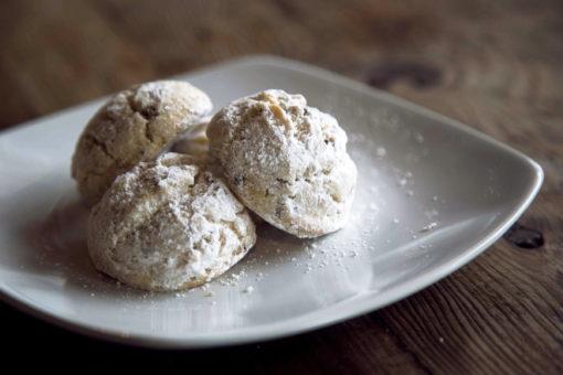 gluten free snowballs