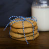 peanut butter cookies by the dozen