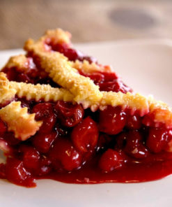 Gluten Free Cherry Pie Goodness