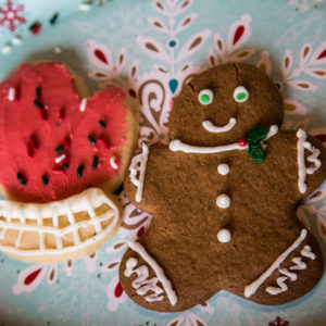 gluten free holiday cookies