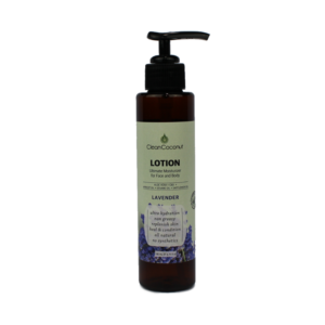 lavendar hemp lotion