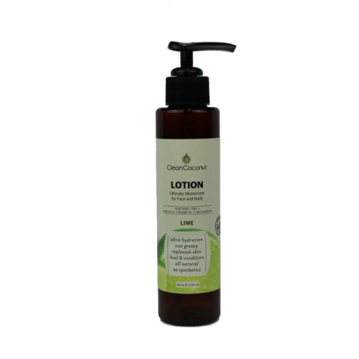 lime hemp spray
