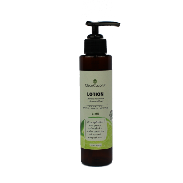 lime hemp spray