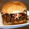 gluten free BBQ Beef Sandwich longmont deli