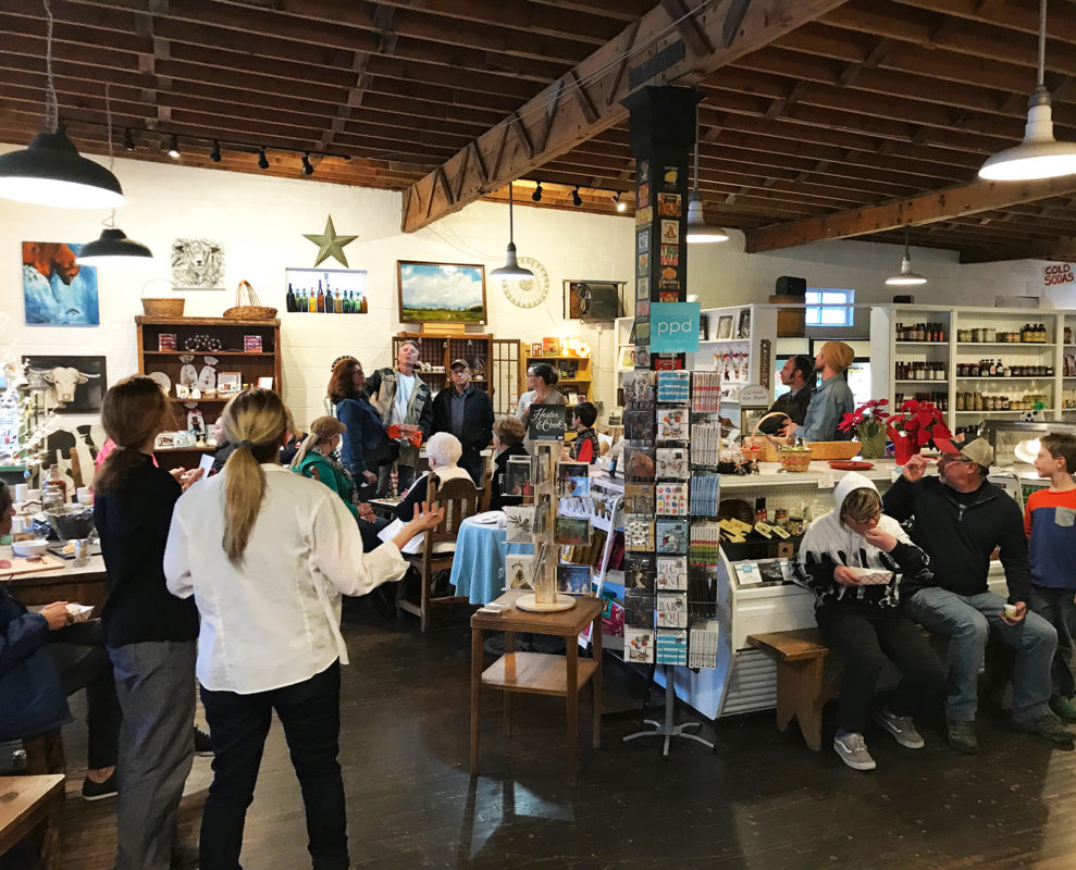 Contact mountain fountain Slow food 2018 events and friends find a deli near me