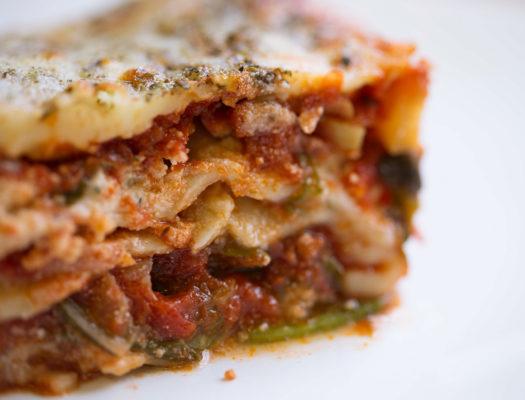 Gluten Free lasagna Longmont Colorado