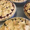mixed berry gluten free pies made fresh