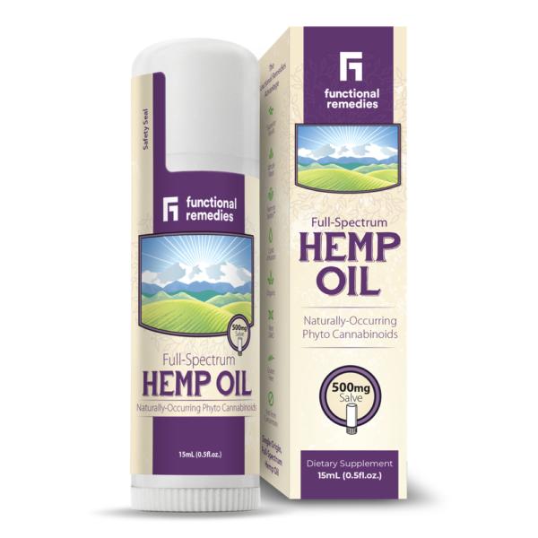 hemp oil salve